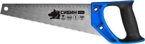 Ножовка по дереву компактная СИБИН 15056-30