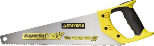 Ножовка по дереву STAYER MASTER 1512-45