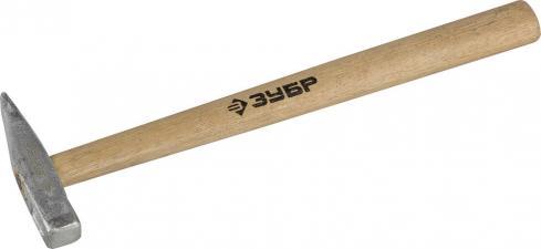Молоток слесарный  с деревянной рукояткой ЗУБР МАСТЕР 20015-01