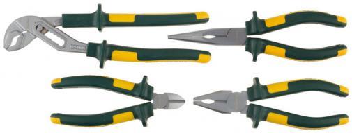 Набор губцевого инструмента KRAFTOOL 22011-H4