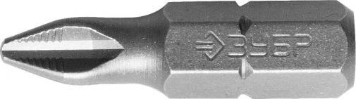 Биты кованые ЗУБР МАСТЕР 26001-2-25-2